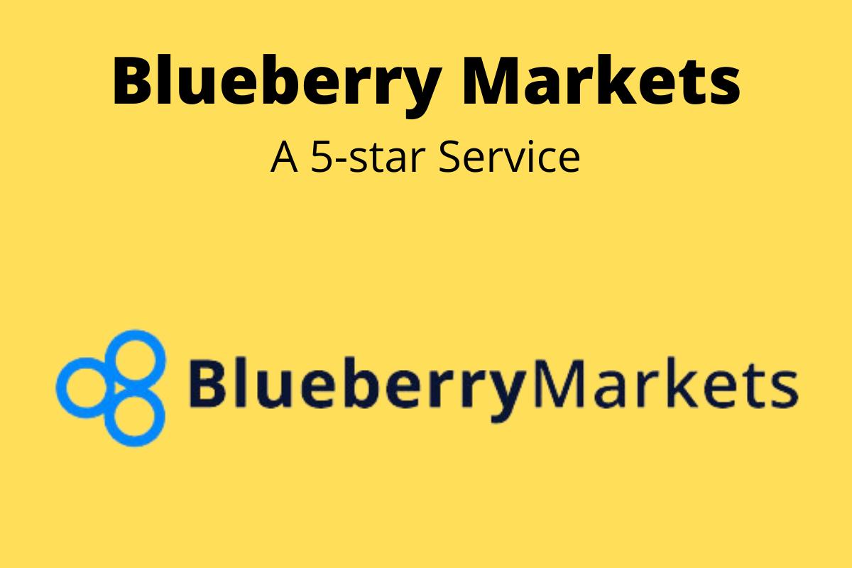 Blueberry Markets Broker